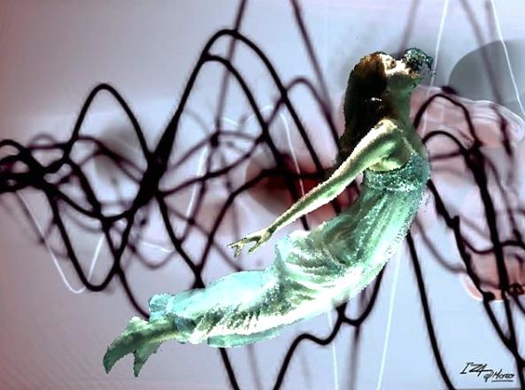 Arte erótico digital - Víctor Iza