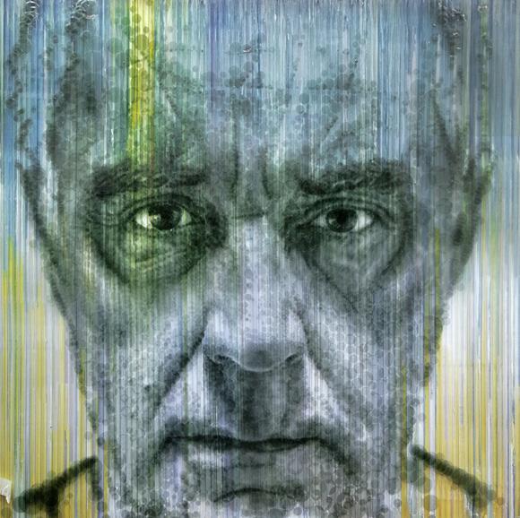 FERRÁN ADRIÀ   - Collage Puntillista - Josep Mora