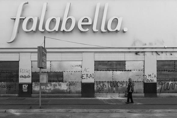 Modos de Habitar - Retail blindado -  Nicolás Becerra