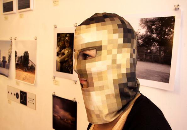 Pixelhead - Martin Backes