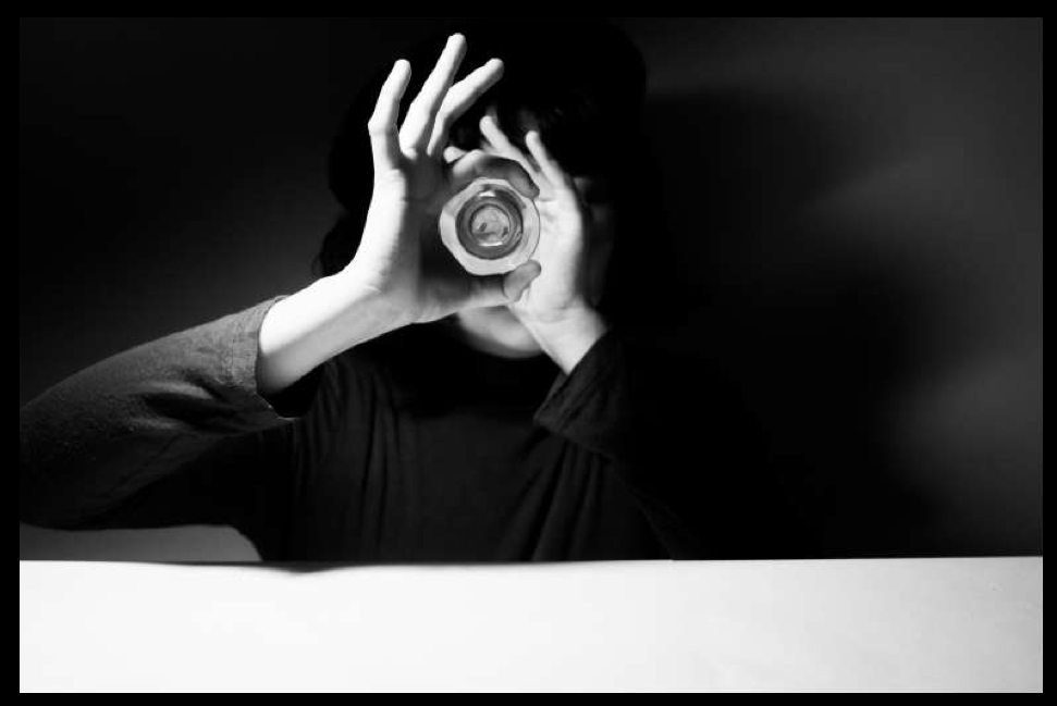 Autorretratos experimentales - Yavanna Villavicencio