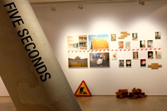 Exposición colectiva fotografica FIVE SECONDS