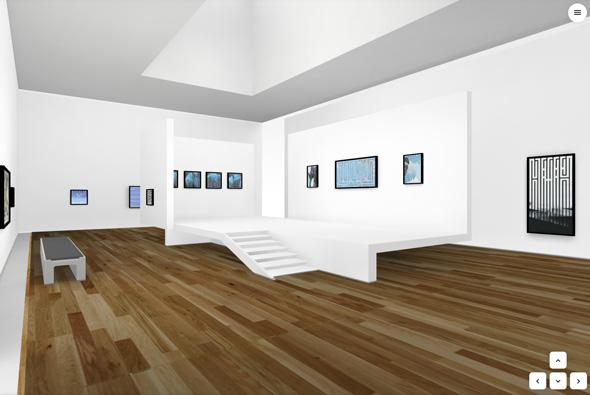 Galerías virtuales de arte online - Kunstmatrix