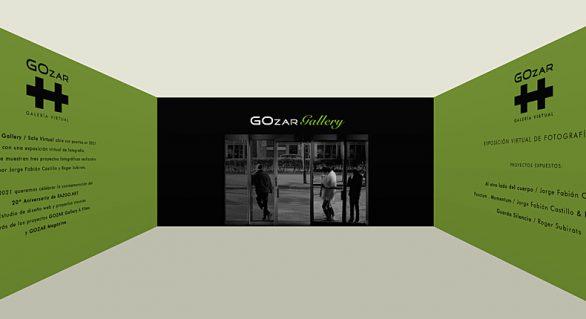 Punctum . Momentum – Exposición Fotográfica 2021 – GOZAR Gallery Virtual