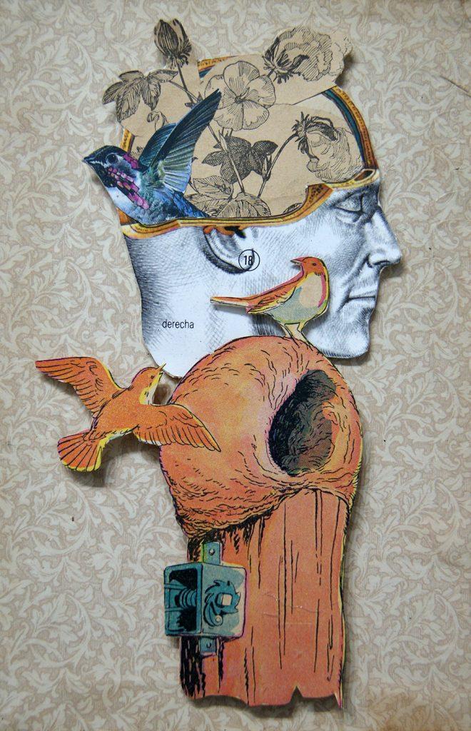 Ingacio Rivas - Collage - GOZAR Magazine