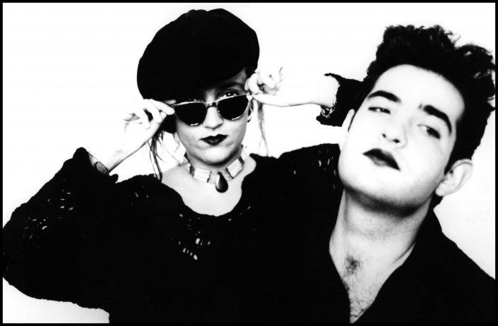 Cristina & Alex (Barcelona. September 1993)