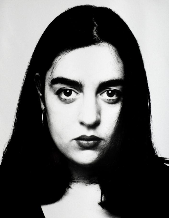Eva (Barcelona. January 1994)