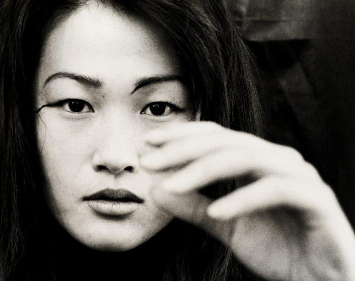Mayumi (Amsterdam. November 1996)
