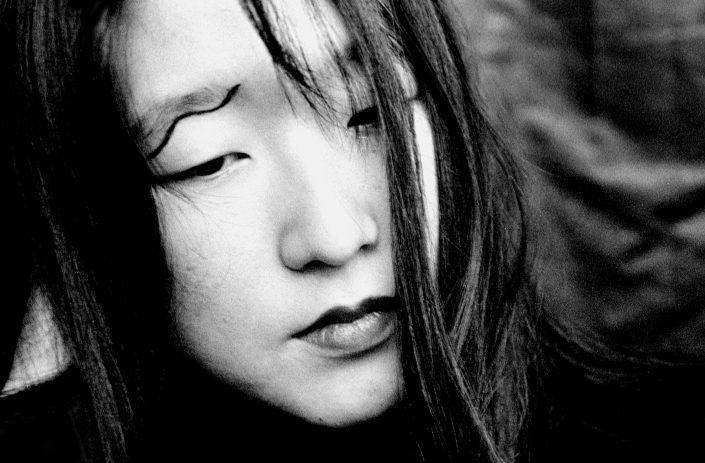 Mariko (Amsterdam. July 1996)