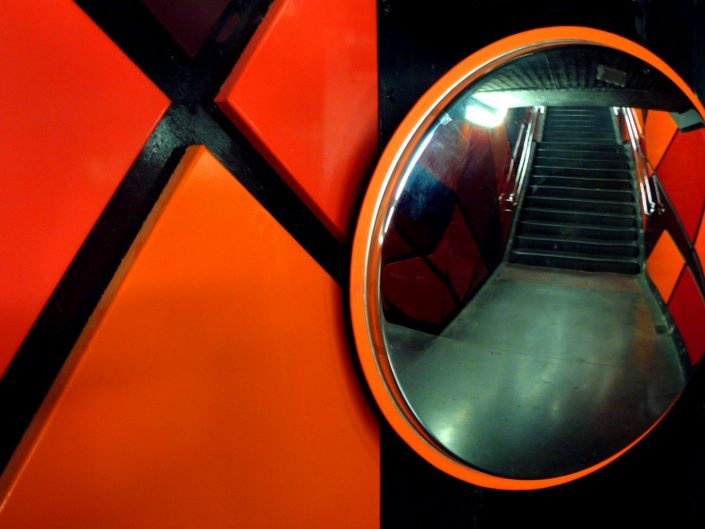 That secret staircase (Barcelona. 2016)