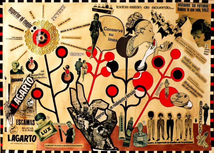 LAGARTO (Seeder Collage. April 2007)