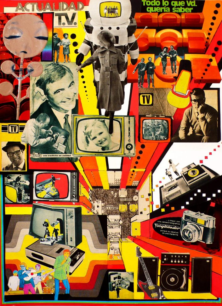 ACTUALIDAD TV (Seeder Collage. May 2007)