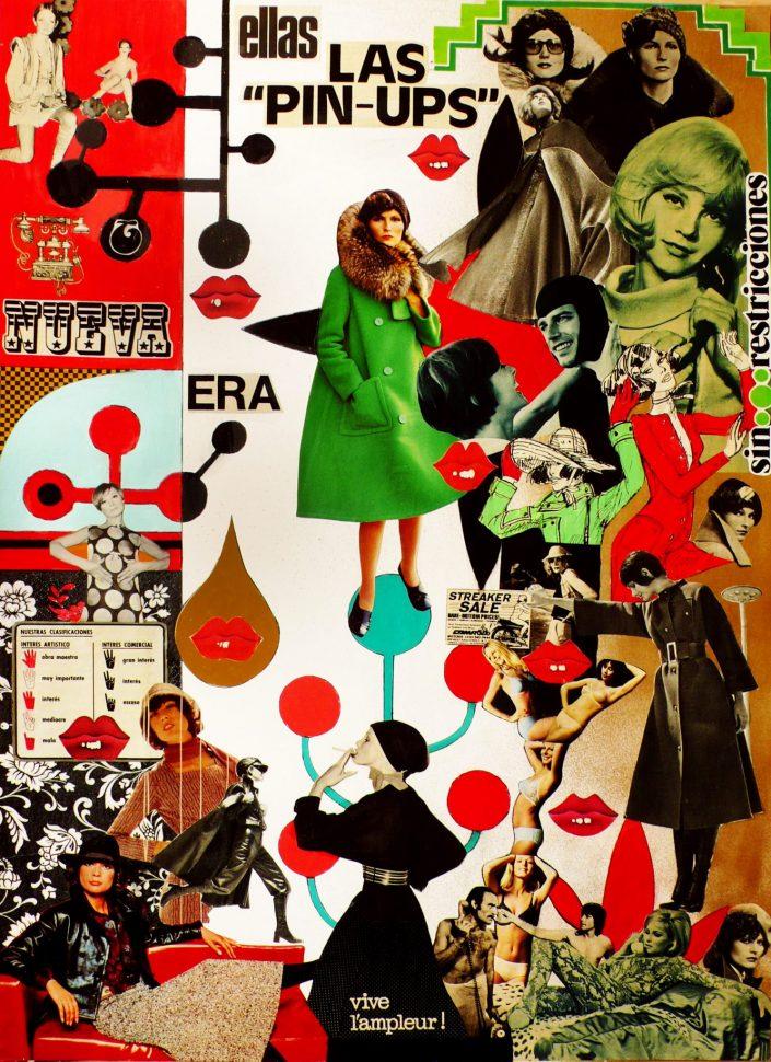 PIN UPS (Seeder Collage. November 2007)