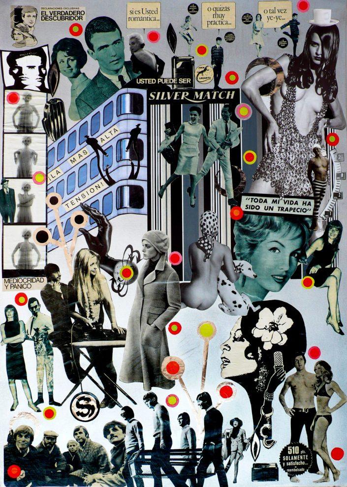 SILVER MATCH (Seeder Collage. March 2008)