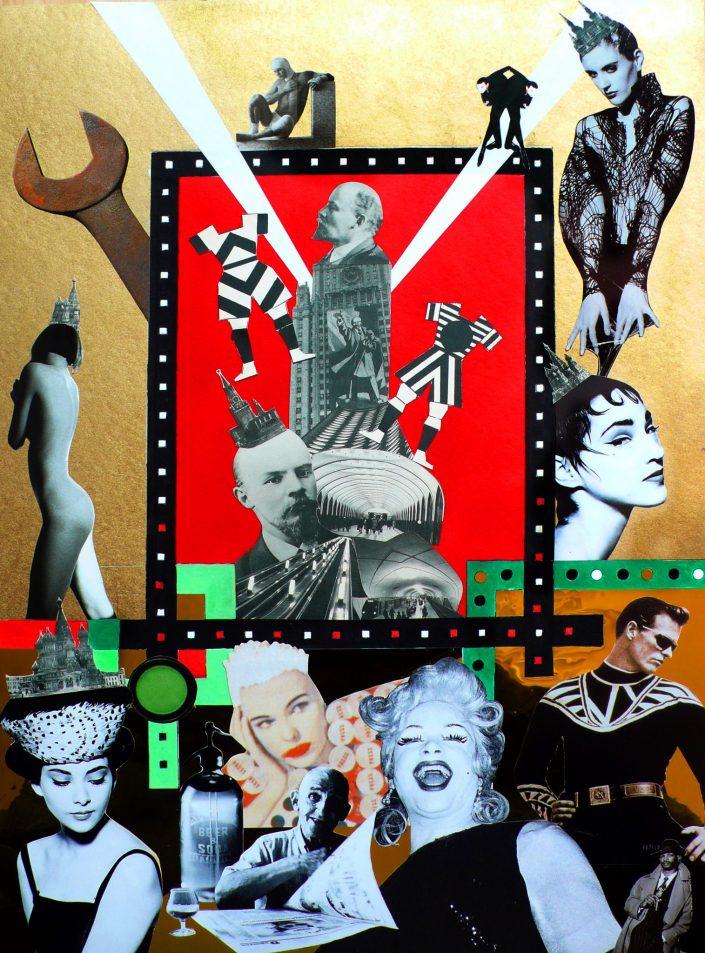MOCKBA (Seeder Collage. May 2008)