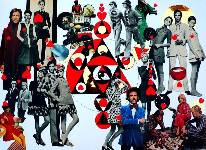 TRIO CULT (Seeder Collage. June 2008)
