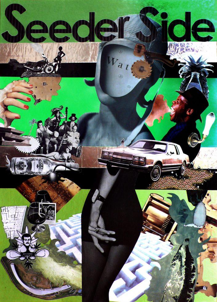 MALVERDE (Seeder Collage. December 2010)