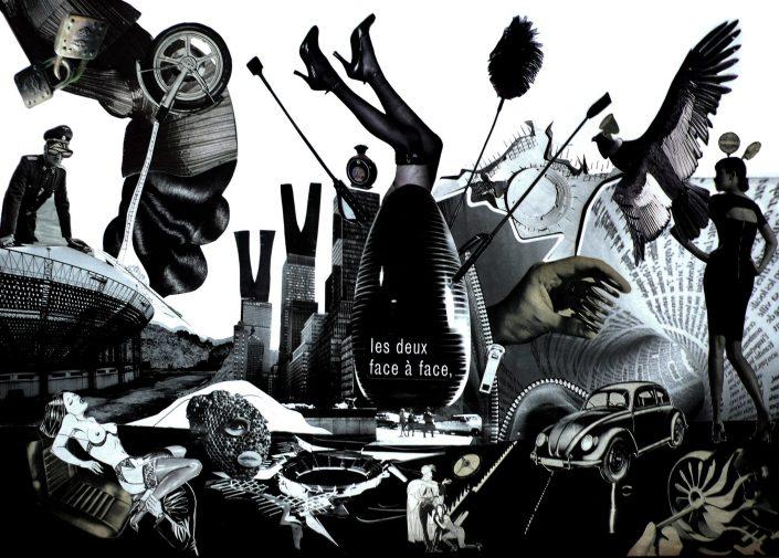 SECRET GARDEN (Seeder Collage. February 2011)