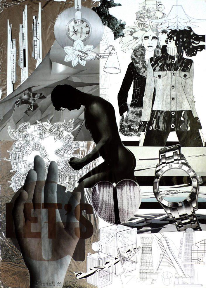 LETS GO (Seeder Collage. July 2011)