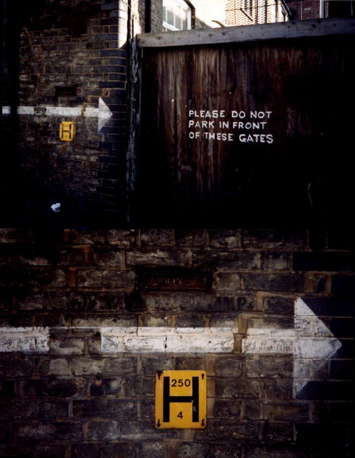 Places & Traces (London, 2000)