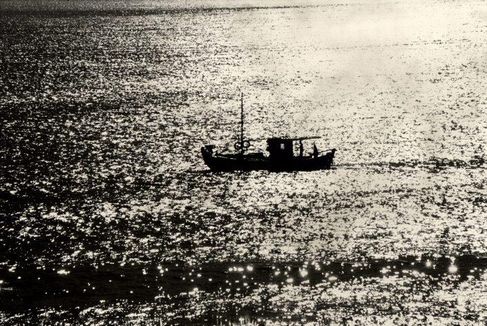 Fishermen's Boat (Barcelona. February 1993)