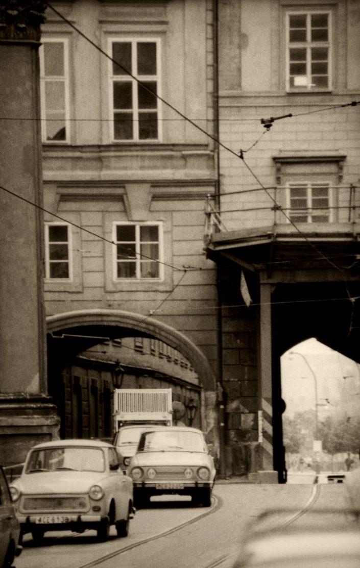 Communist Travis (East Berlin, Germany. July 1992)