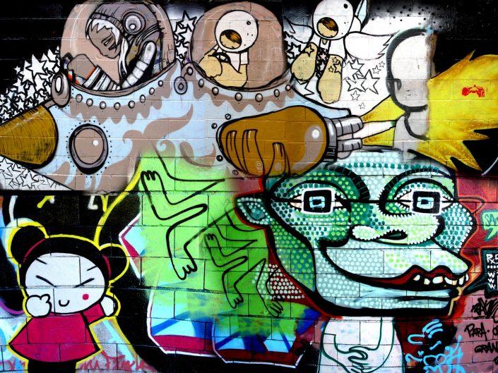 Stencil Voices – Barcelona Street Art