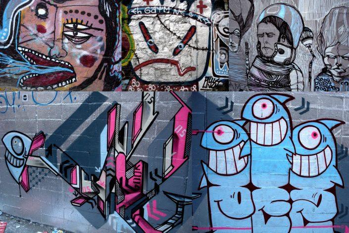 El Pez :: Barcelona Street Art (Stencil Voices. 2003 - 2006)