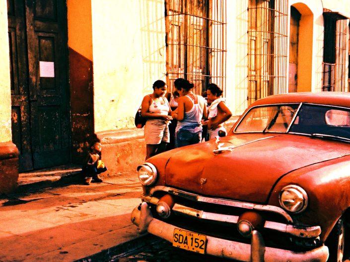 Trinidad. Cuba. 2004