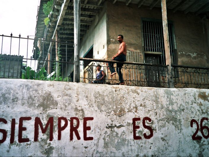 Siempre es 26 de Julio. Santiago de Cuba. 2004