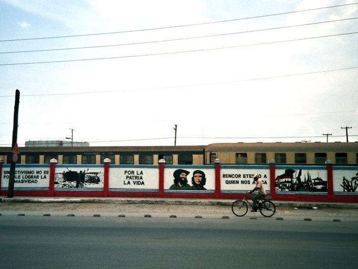 Por la patria la vida. Cuba. 2004