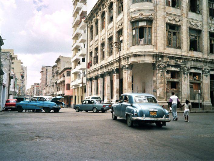 La Habana Centro. Cuba. 2004