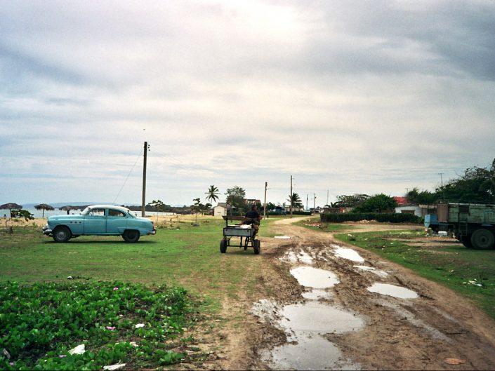 Playa Caletones. Cuba. 2004