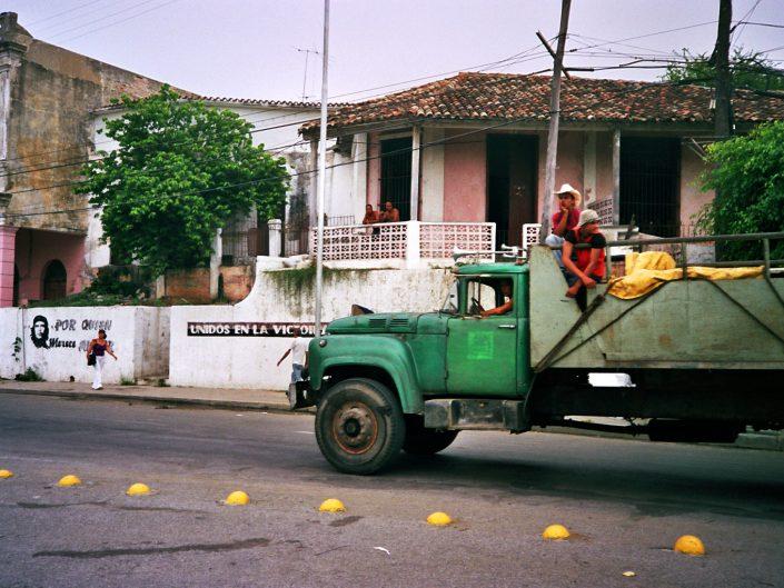 Unidos en la victoria. Viñales. Cuba. 2004