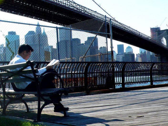 """City News"". Dumbo. New York City. 2009"