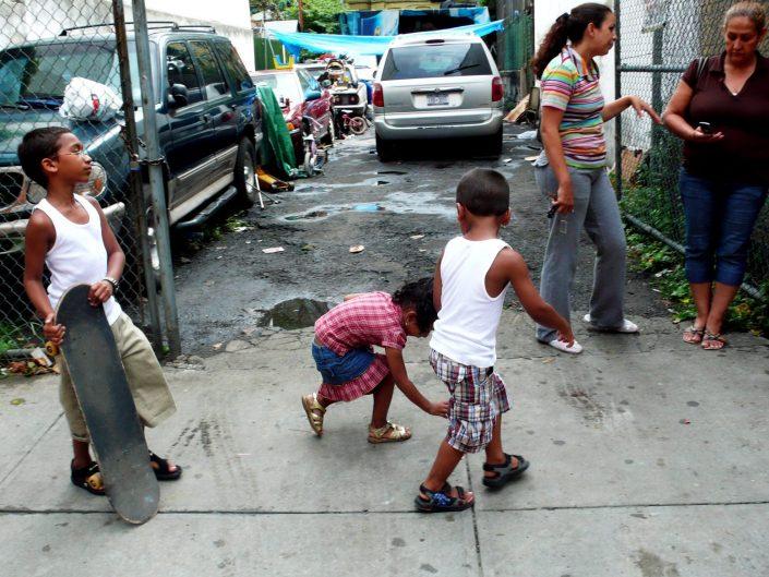 """Latin Kids"". Brooklyn. New York City. 2009"