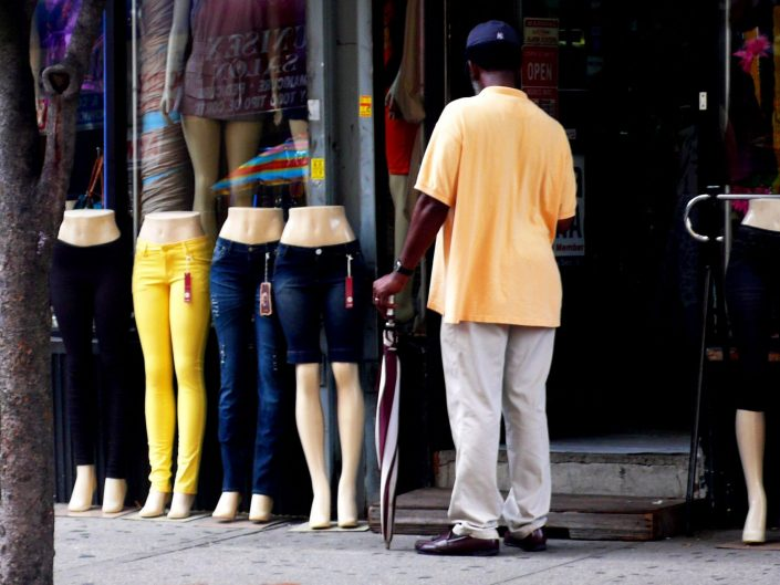 """Williamsburg Legs"". Brooklyn. New York City. 2009"