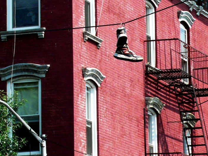 """Williamsburg Trainers"". Brooklyn. New York City. 2009"