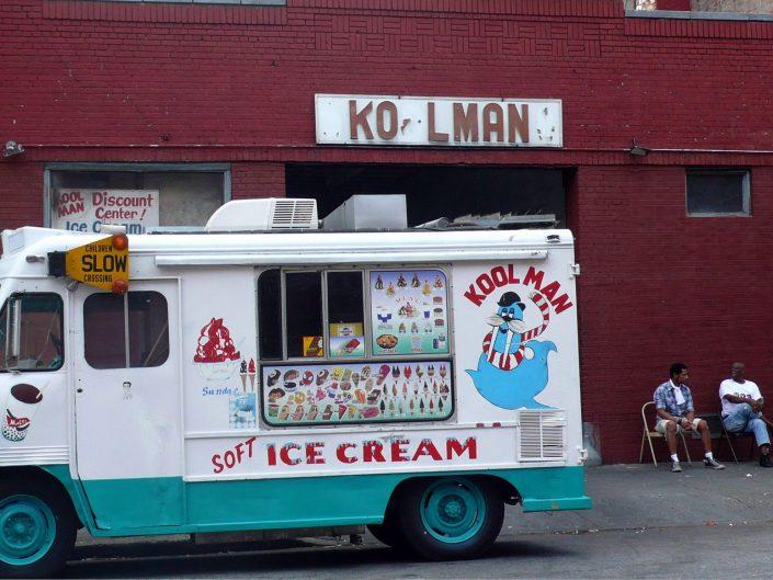 """Kolman Williamsburg"". Brooklyn. New York City. 2009"