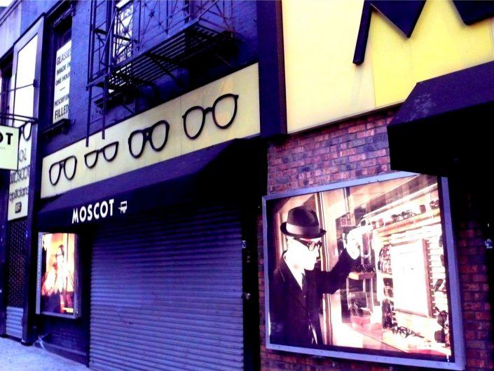 """""""Glasses Inspector"""". Lower East Side. Manhattan. New York City. 2009"""
