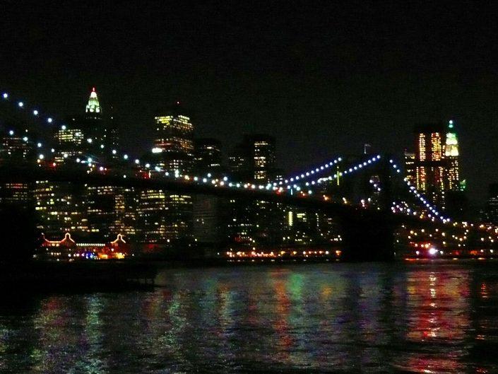 """NYC Night"". Manhattan. New York City. 2009"