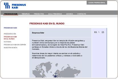 Fresebius Kabi Spain