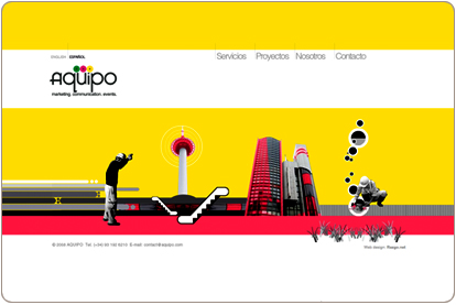 Aquipo - Marketing, comunicaci�n y eventos