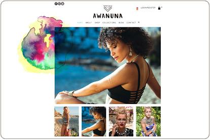 Awanuna Store - Inicio