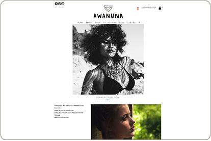Awanuna Store - Colecciones