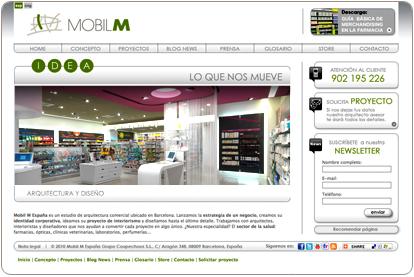 Mobil M España