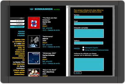 Sinnamon Records - Tienda Online
