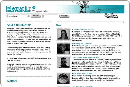 Telegraph21.com