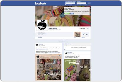 VERD POMA - Página de Fans en Facebook