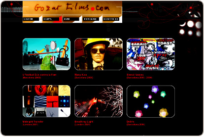 Gozar Films - Video Clips